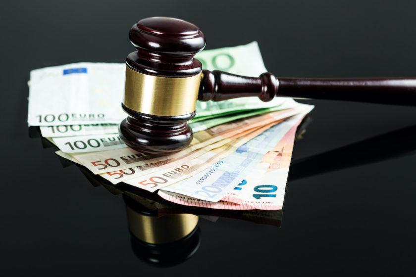 Ruoli: stralcio dei mille euro per ogni singola voce di debito